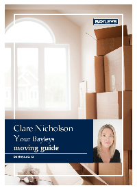 A Guide to Moving - Clare Nicholson